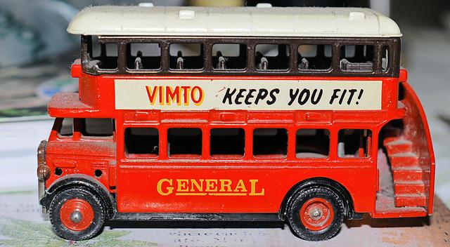 Vimto Bus
